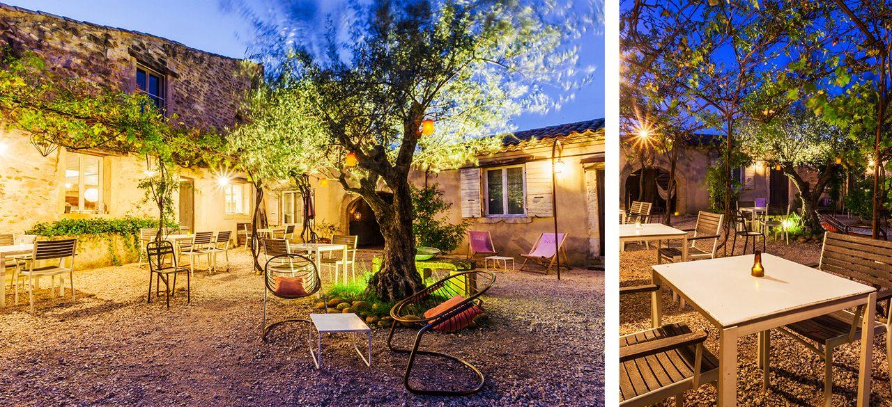 Séjour en chambre d'hôtes en Provence