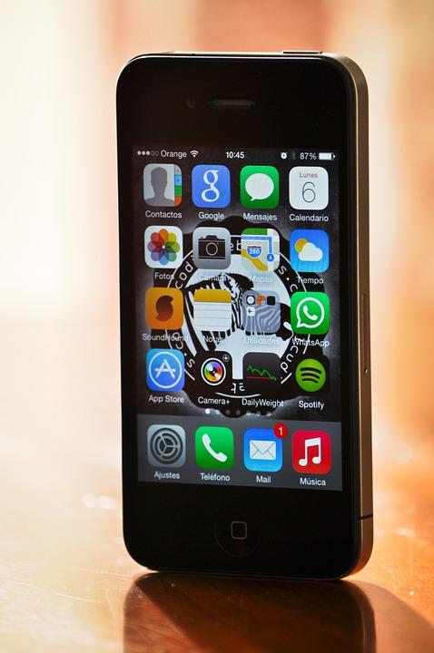 Du prêt à porter pour smartphone et des applications mobiles