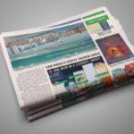 Maquette journal vierge créer la maquette d'un journal maquette journal gratuit word maquette journal papier maquette journal scolaire créer un journal en ligne magazine en ligne maquette journal indesign